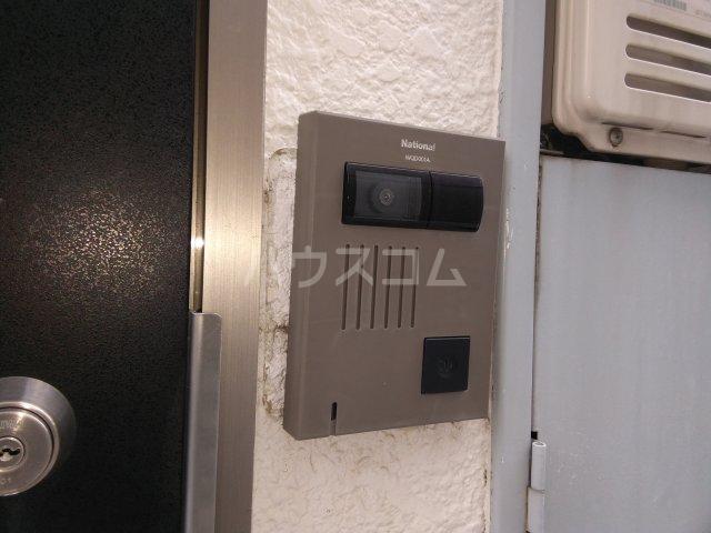 ベルトピアクマガヤ6 203号室のセキュリティ