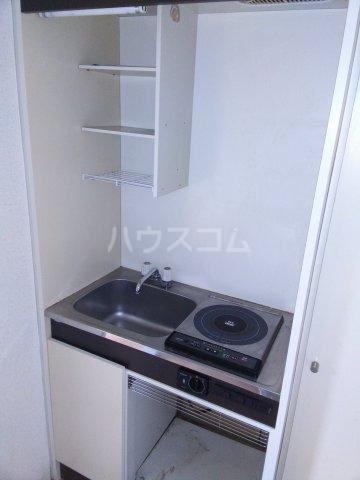 ベルトピアクマガヤ6 203号室のキッチン