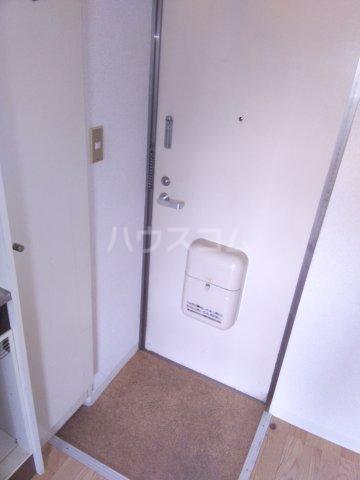 ベルトピアクマガヤ6 203号室の玄関
