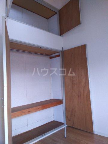 ベルトピアクマガヤ6 203号室の収納