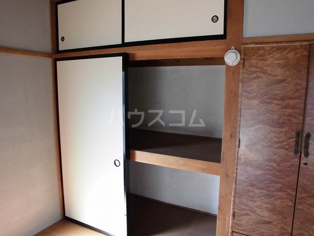 藤井住宅2の収納