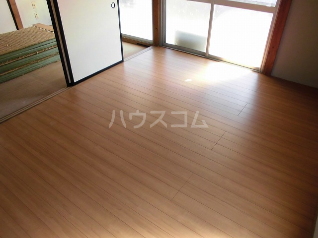 藤井住宅2のリビング