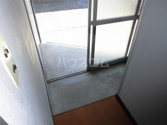 藤井住宅2の玄関