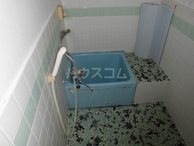 藤井住宅2の風呂
