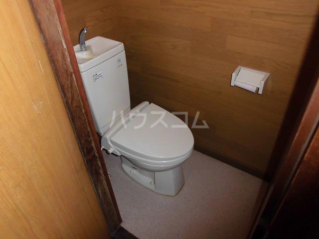 藤井住宅2のトイレ