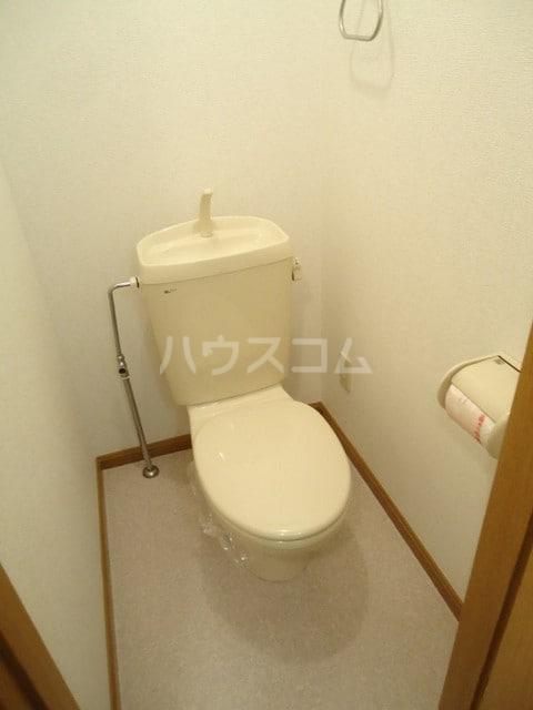 パークウッドB 02020号室のトイレ