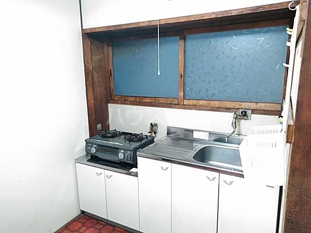 反町貸家のキッチン