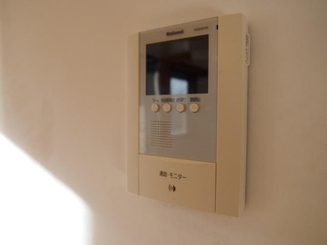ALM HAUS 101号室のセキュリティ