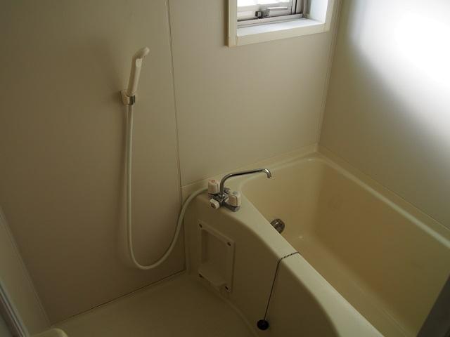 ALM HAUS 101号室の風呂