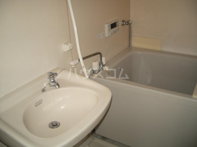 メゾン竜蔵寺 101号室の洗面所