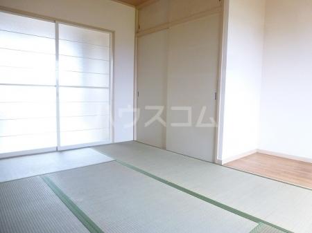 パナハイツKIYOFUMI 203号室の居室