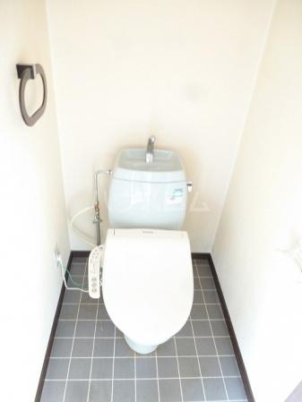 パナハイツKIYOFUMI 203号室のトイレ