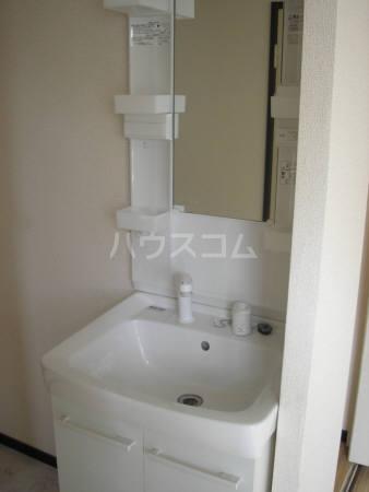 パナハイツKIYOFUMI 203号室の洗面所