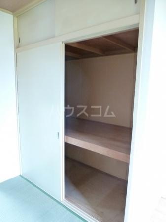 パナハイツKIYOFUMI 203号室の収納