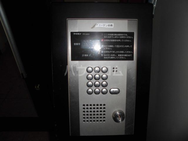 ローズガーデン前橋 601号室のセキュリティ