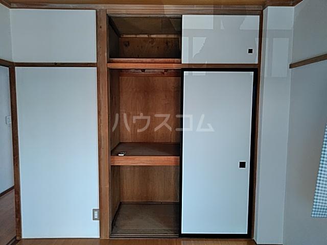 栗原マンション 202号室の収納