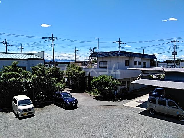 栗原マンション 202号室の駐車場