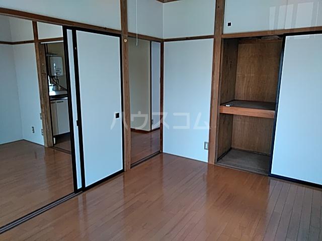 栗原マンション 202号室のベッドルーム