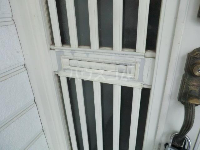 Yハウスの玄関