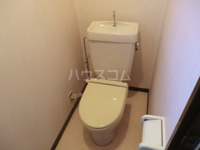 Yハウスのトイレ