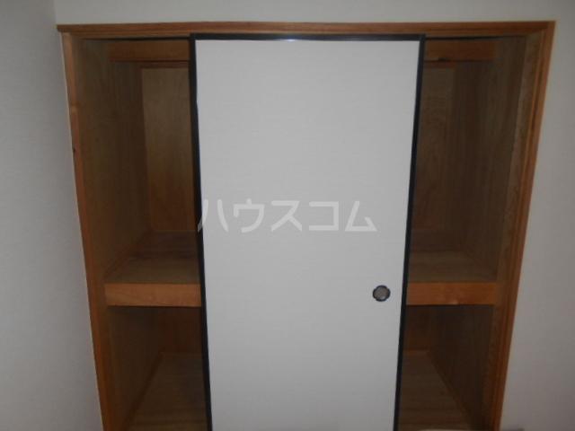 スズランハイツAⅠ 203号室の洗面所
