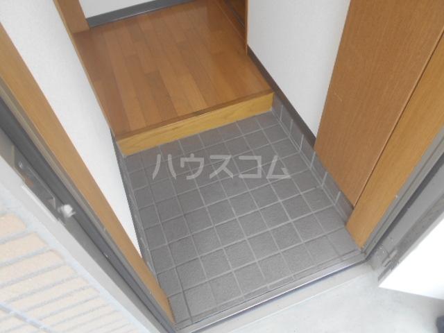 ヴィーネ 202号室の洗面所