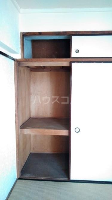 総和ハイツ6 407号室の収納