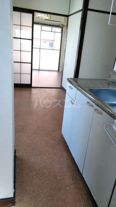 総和ハイツ6 407号室のキッチン