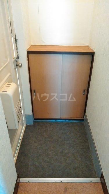 総和ハイツ6 407号室の玄関
