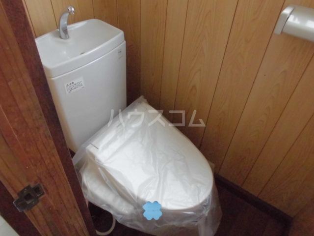 Trois Gracia Cのトイレ