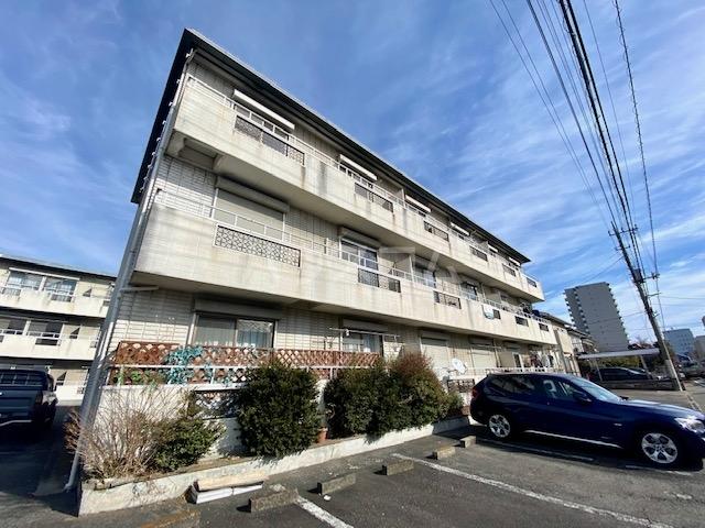 昭和コーポ前橋A棟外観写真
