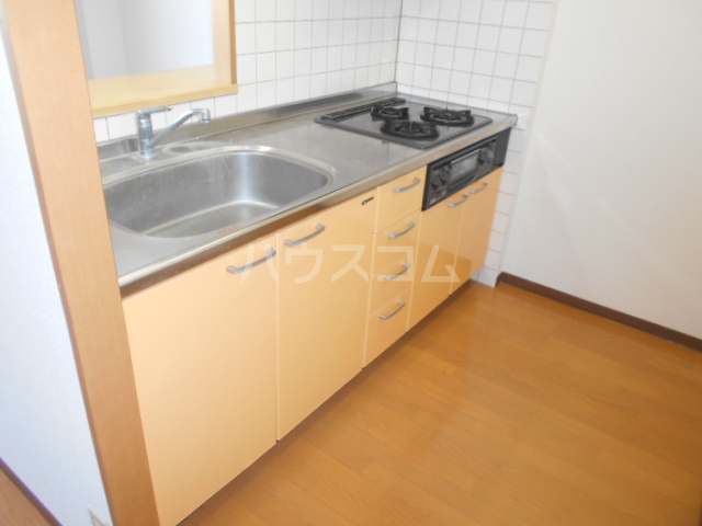 メゾン・ド・プロバンス 305号室のキッチン