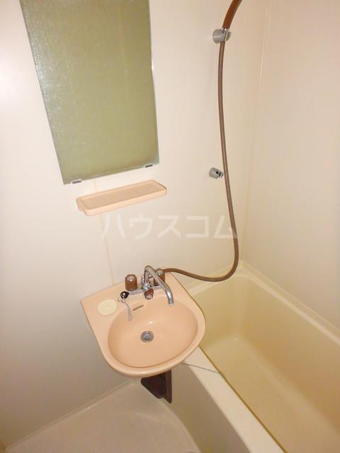 アルファレス昭和町 201号室の洗面所