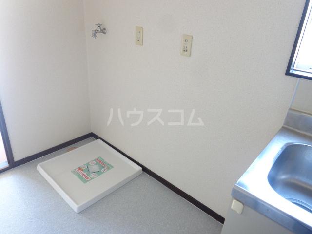 プロムナードハイツ 203号室の設備