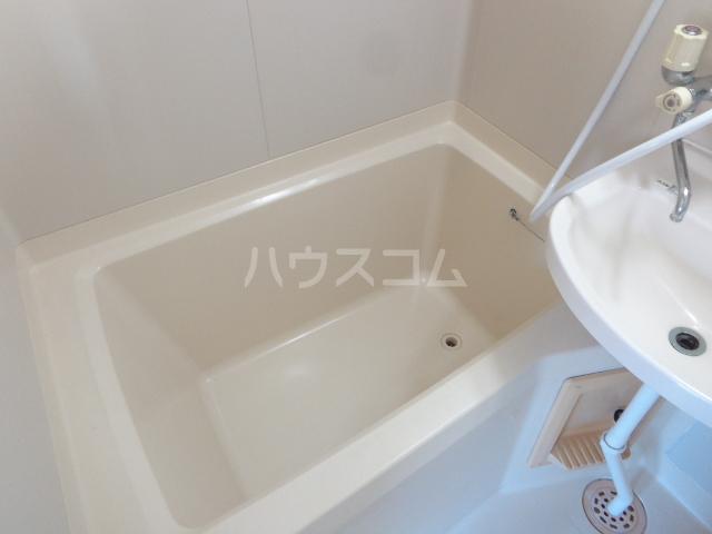 プロムナードハイツ 203号室の風呂