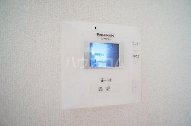 アルモニ-B 01020号室のセキュリティ