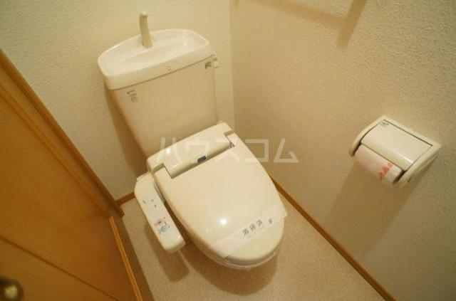 アルモニ-B 01020号室のトイレ