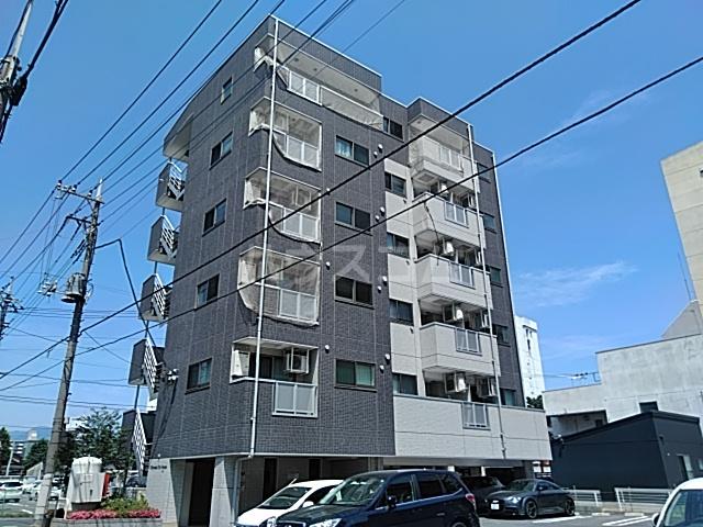 千代田シティハウス外観写真