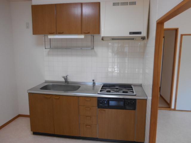 レジデンスY・S 303号室のキッチン