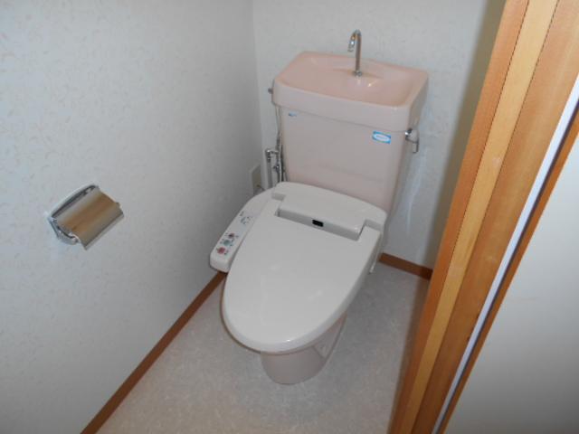 レジデンスY・S 303号室のトイレ