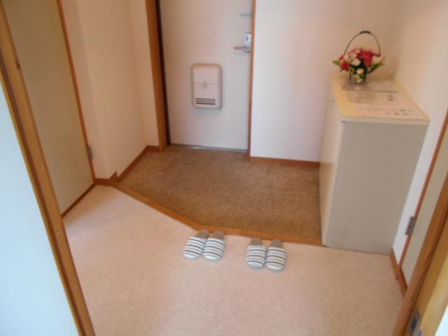レジデンスY・S 303号室の玄関