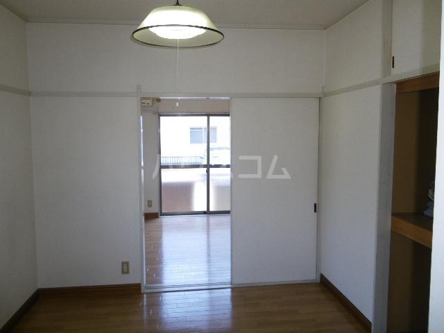 南雲ハイツ 102号室の景色