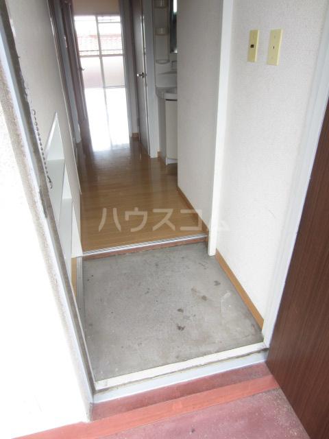 エスカイア大渡 303号室の玄関