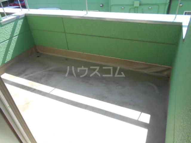 ハイツ篠崎Ⅰ 105号室のバルコニー