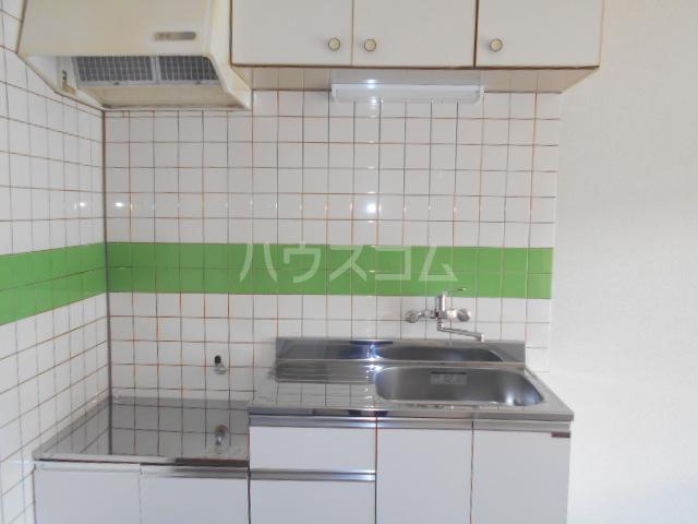 ハイツ篠崎Ⅰ 105号室のキッチン