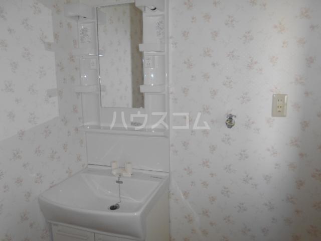 ハイツ篠崎Ⅰ 105号室の洗面所