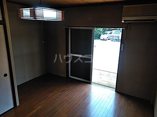 ミヤマコーポⅡ 202号室のベッドルーム