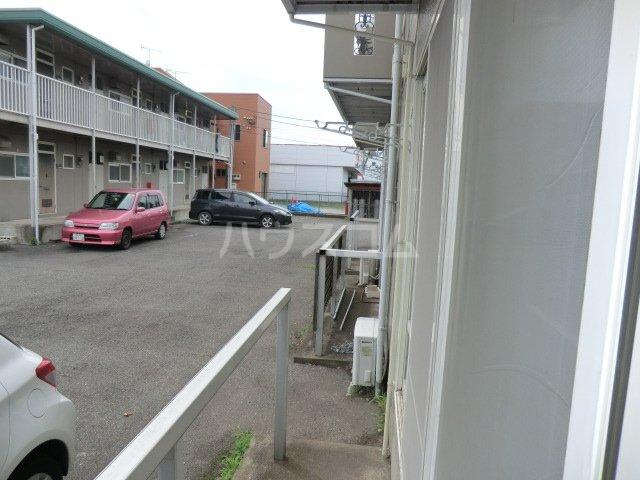 パヴィヨン1 103号室の景色