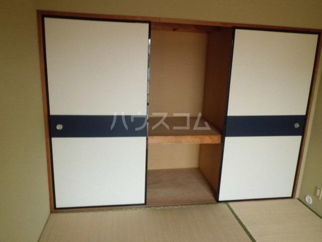 パヴィヨン1 103号室の収納