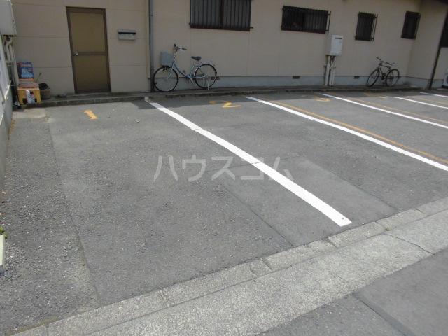 島崎マンション 201号室の景色